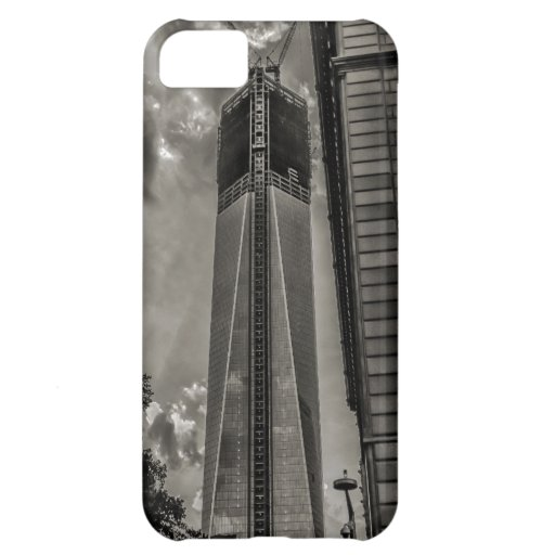 New York World Trade Center Freedom Tower iPhone 5C Covers