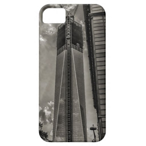 New York World Trade Center Freedom Tower iPhone 5 Cases