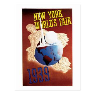 New York World's Fair Postcard