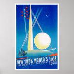 New York World's Fair Poster