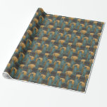 New York Wrapping Paper Statue of Liberty Paper