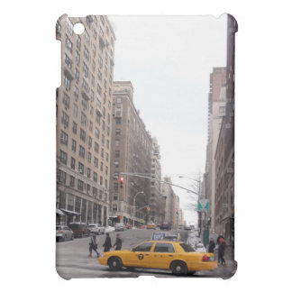 New York Yellow Taxi Case For The iPad Mini