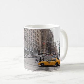 New York Yellow Taxi Coffee Mug