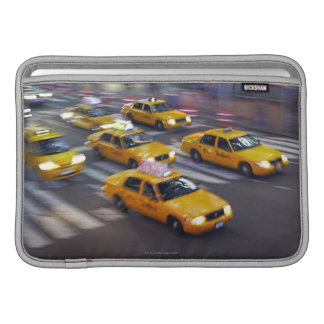 New York Yellow Taxi's Sleeve For MacBook Air
