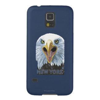 New YorkEagle Up Close Case For Galaxy S5