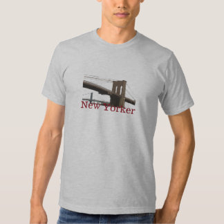 New Yorker Brooklyn tshirt vintage fashion