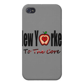 New Yorker To The Core With Sliced Big Apple iPhone 4/4S Cover