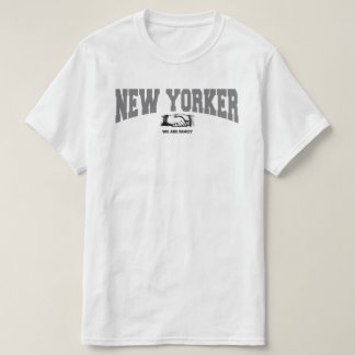 NEW YORKER: We Are Family T-Shirt