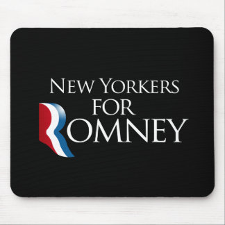 New Yorkers for Romney -.png Mousepads