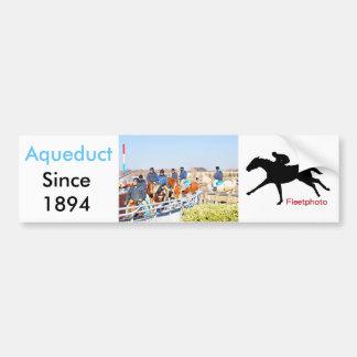 New York's Pony People Car Bumper Sticker