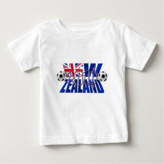 New Zealand 2010 soccer ball Shirt