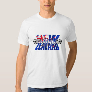 New Zealand 2010 soccer ball Shirts