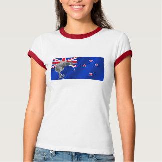 New Zealand 2014 World Brazil Soccer Gift Tee Shirt