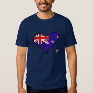 New Zealand 2014 World Brazil Soccer Gift Tshirt