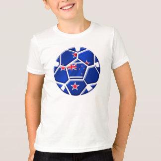 New Zealand 2014 World Cup All whites soccer ball T-Shirt