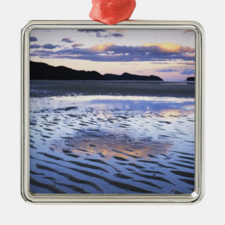 New Zealand, Abel Tasman National Park, Coast Christmas Ornament