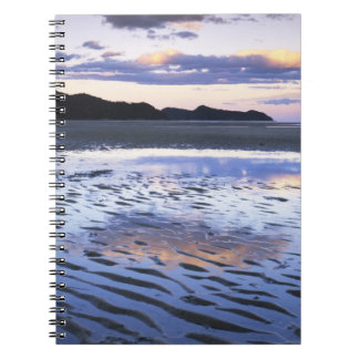 New Zealand, Abel Tasman National Park, Coast Spiral Notebook