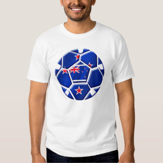 New Zealand All whites soccer ball gifts 2010 Gear Shirt
