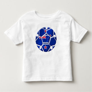 New Zealand All whites soccer ball gifts 2010 Gear Toddler T-Shirt