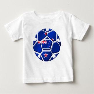 New Zealand All whites soccer ball gifts 2010 Gear T-shirt