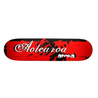 New Zealand Aotearoa skateboard