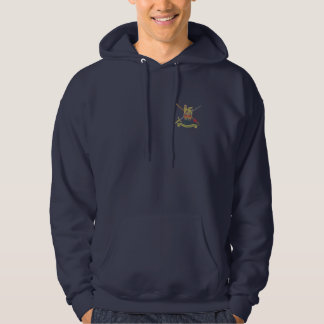 New zealand army fire fighter hoodie