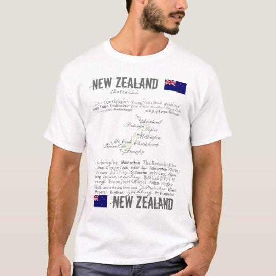 NEW ZEALAND AS T-shirt