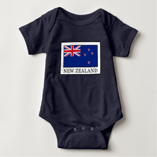 New Zealand Baby Bodysuit