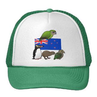 New Zealand Birdorables Hat
