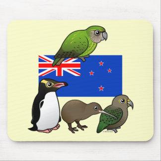 New Zealand Birdorables Mouse Mat