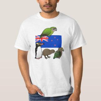 New Zealand Birdorables Shirt