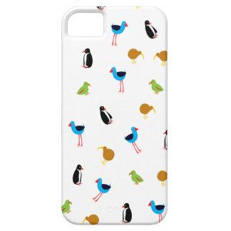 New Zealand Birds iPhone 5 Cover