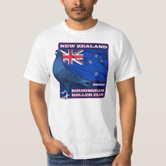 New Zealand Birmingham Roller Club T-Shirt