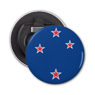New Zealand Bottle Opener