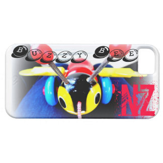 New Zealand: Buzzy Bee iPhone Case iPhone 5 Case