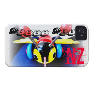 New Zealand: Buzzy Bee iPhone Case iPhone 4 Cases