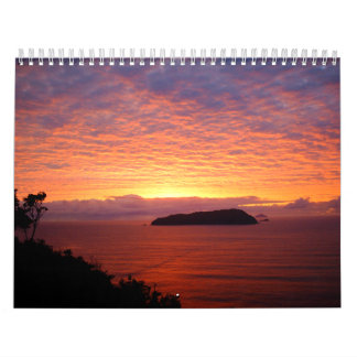 New Zealand Calendar Photographs