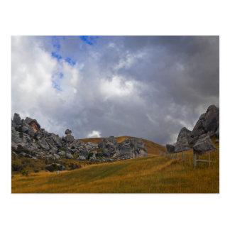 New Zealand: Castle Hill Postcard