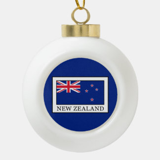 New Zealand Ceramic Ball Decoration