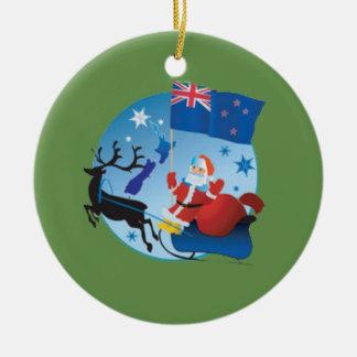new zealand christmas christmas ornament
