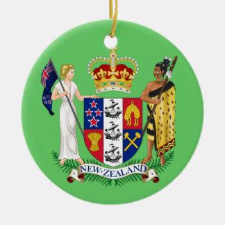 NEW ZEALAND Christmas Ornament