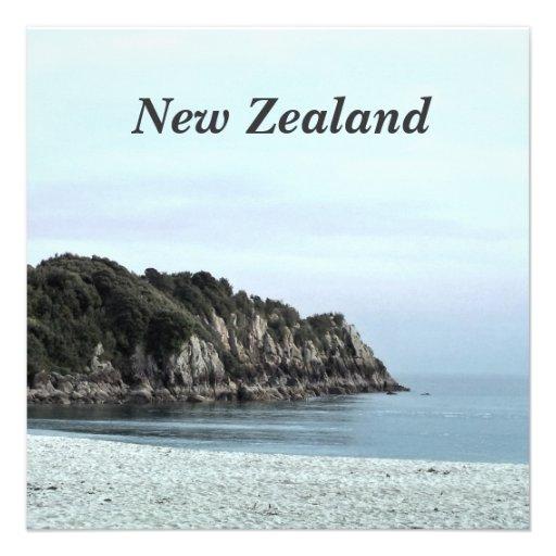New Zealand Coast Invitation