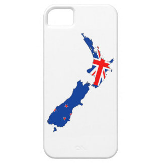 new zealand country flag map shape symbol case for the iPhone 5