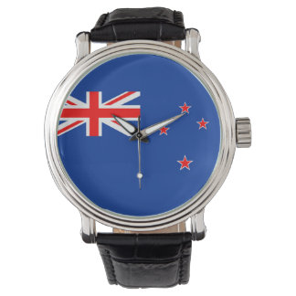 new zealand country flag nation symbol watch