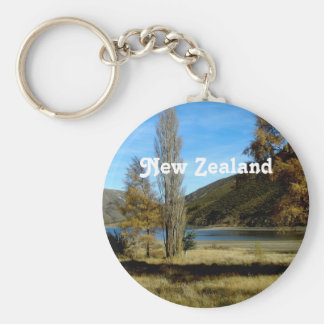 New Zealand Countryside Key Chains