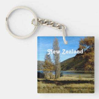 New Zealand Countryside Acrylic Keychains