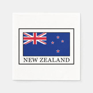 New Zealand Disposable Serviettes