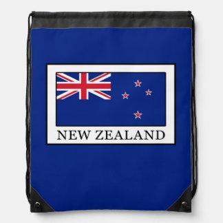 New Zealand Drawstring Backpack