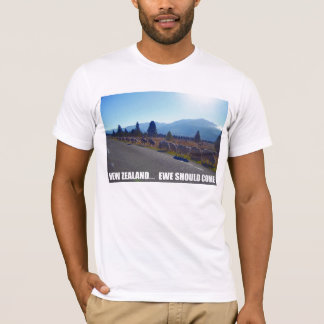 New Zealand... Ewe Should Come T-Shirt