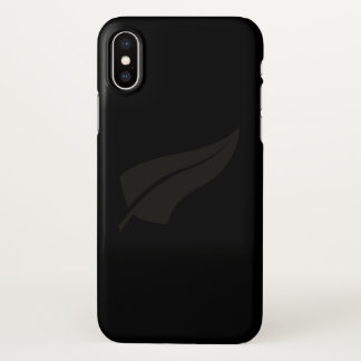 New Zealand Fern iPhone Case
